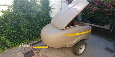 Mechter 2 in 1 trailer for holiday, bikes and lots more you need to move