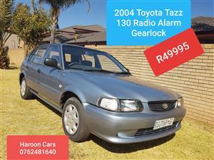 2004 Toyota Tazz 130