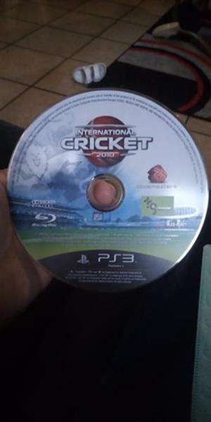 International cricket ps3 game
