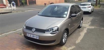 2015 VW Polo Vivo sedan 1.6