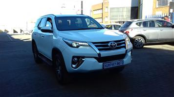 2019 Toyota Fortuner 2.4GD 6