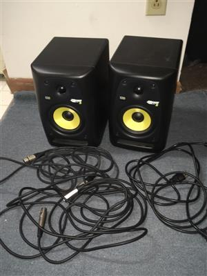 Krk monitors for sale