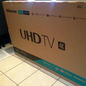"58"" Hisense UHD tv for sale.Brand new"