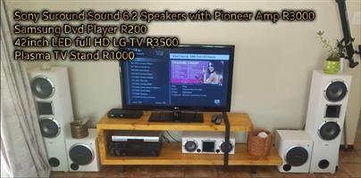 Sony surround sound set for sale