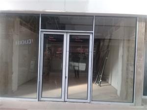 Aluminium doors and windows replacement