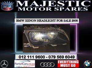 Bmw E46 xenon headlight for sale