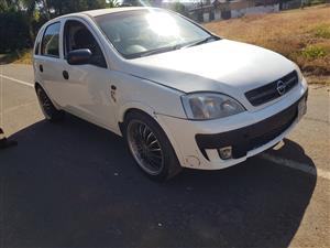 2005 Opel Corsa 1.4 Sport