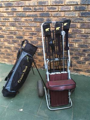 Jack Nicklaus Golden Bear golf set