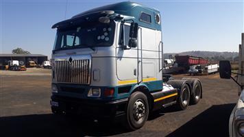 International 9800i 6x4 Truck