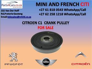 Citroen c1 crank pulley for sale