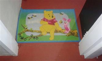 Winnie the pooh rug for sale