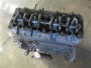 MF35 Massey Ferguson MF 35 diesel engine, koperpens, working condition