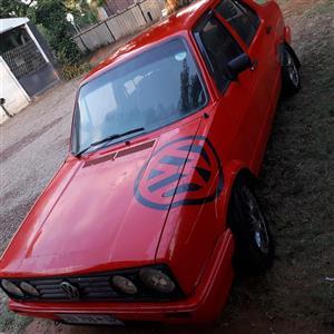 1996 VW Fox