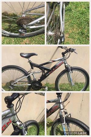Saracen - 26' bicycle