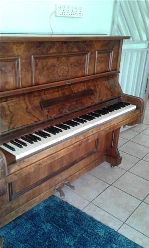 Beautiful Rosewood Piano