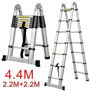 4.4M TELESCOPIC LADDER 2.2M + 2.2M