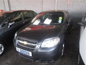 2015 Chevrolet Aveo 1.6 LS hatch