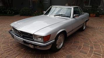 1978 Mercedes Benz 560SEL