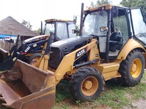 CAT 4X4 TLB FOR SALE