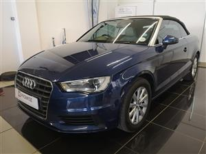 2016 Audi A3 cabriolet A3 2.0T FSI STRONIC CABRIOLET