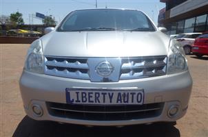 2011 Nissan Livina 1.6 Acenta