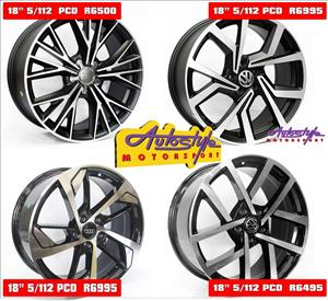 Mags alloy rims wheels suitable for VW Golf 5-6-7 and Audi