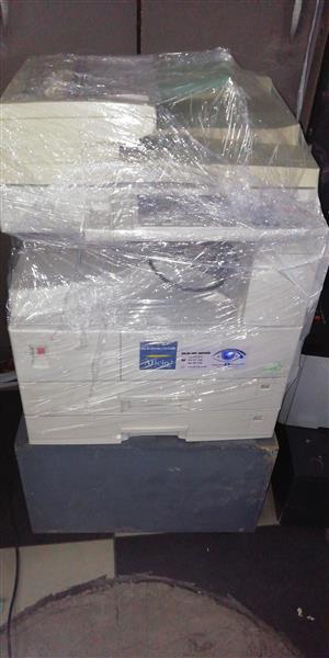 Nashua Aficio 2018D black and white printer for sale