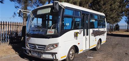 Yutong Buses