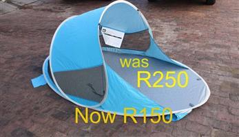 Campmaster pop-up shelter for sale