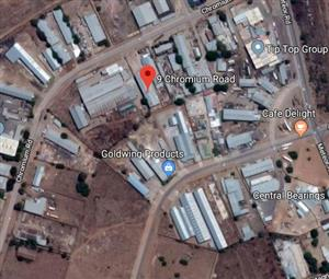 Industrial Property Liquidation Auction
