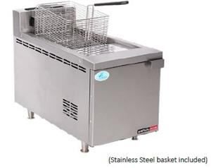 FISH FRYER ANVIL-SINGLE PAN-GAS-FFA4110
