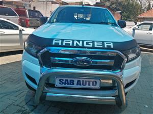 2014 Ford Ranger 2.2 double cab 4x4 XL