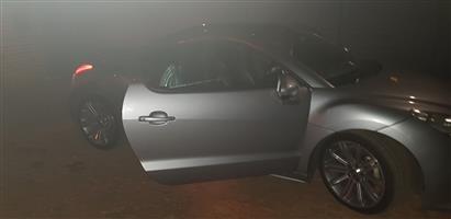 2011 Peugeot RCZ 1.6T automatic