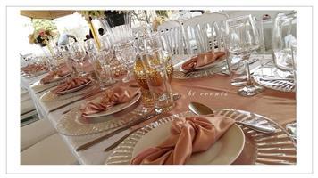 WEDDING DECOR SERVICES AND EQUIPMENT RENTALS