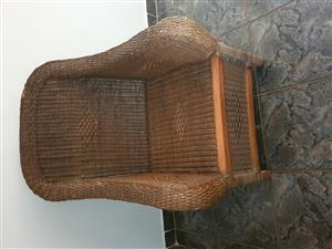 Rotang stoel