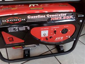Petrol generator 2.8kva  single phase