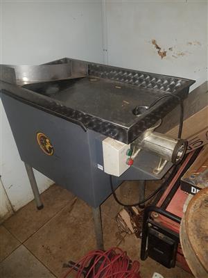 Meat Mincer pride floor model 220v