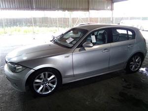 BMW E87 Stripping for spares