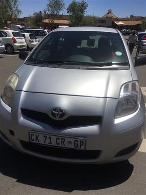 2011 Toyota Yaris 1.3 T3 5 door