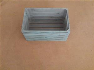 Wooden Crate for storage use