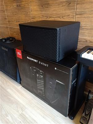 New Fender Passport EVENT 375W Portable PA System