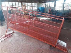 loading ramp 2.5 m
