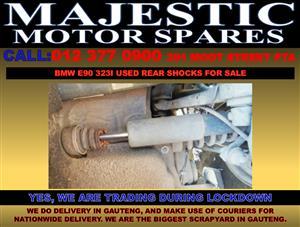 Bmw 323i used rear shocks for sale
