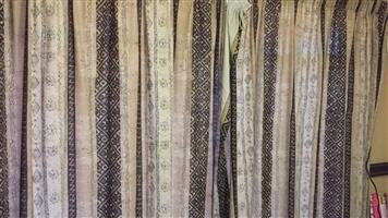 Curtains (2 sets)