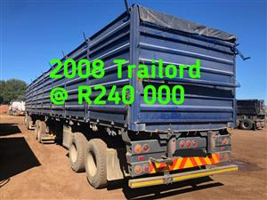 2008 Trailord