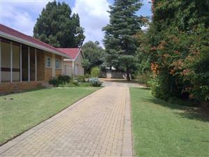 A need and save house in Waterkloof Ridge Estate to rent