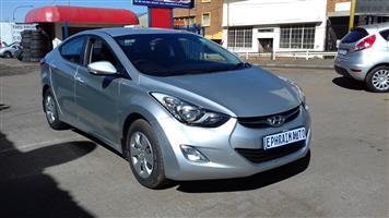 2014 Hyundai Elantra 1.6 GLS