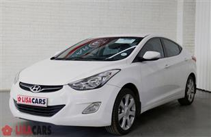 2013 Hyundai Elantra 1.8 GLS auto
