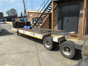 Lowbed Trailer - ON AUCTION