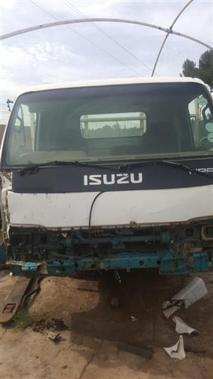 Isuzu NPR 400  2013 Model Stripping for spares